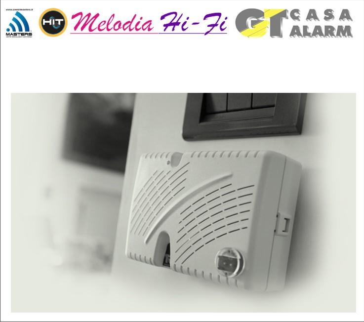 GT Casa Alarm 13.9
