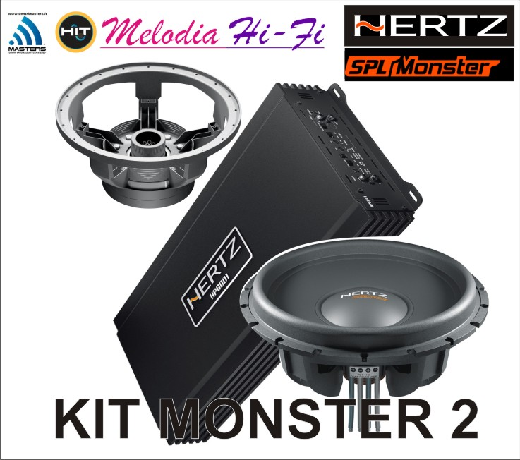 Kit SPL M5k