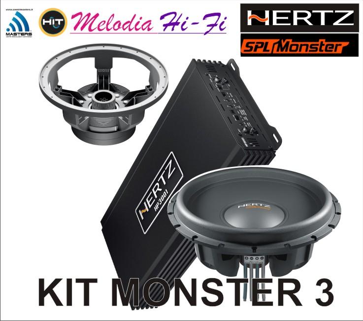 Kit SPL M3k