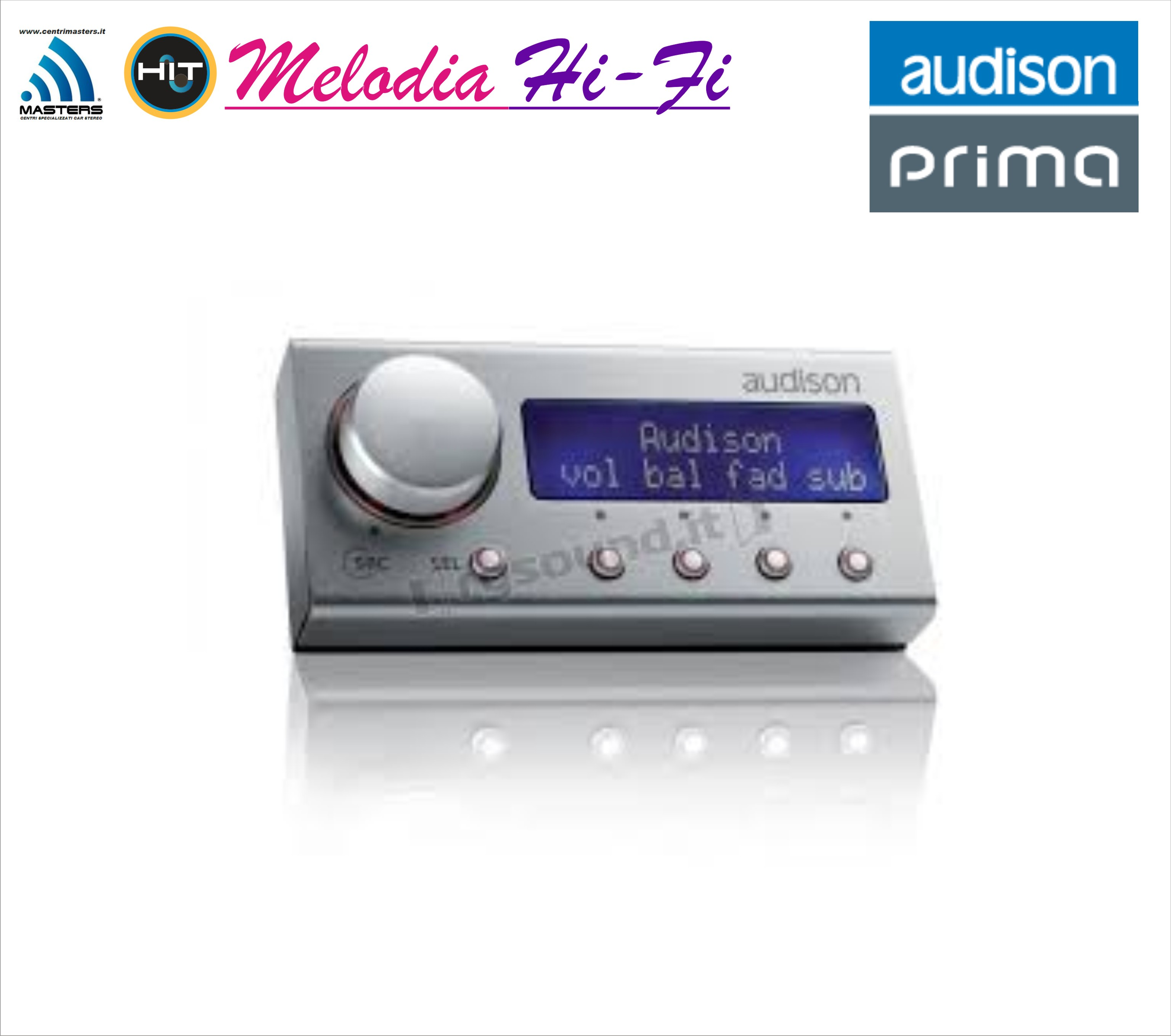 Melodia Hi-Fi - Elettroniche